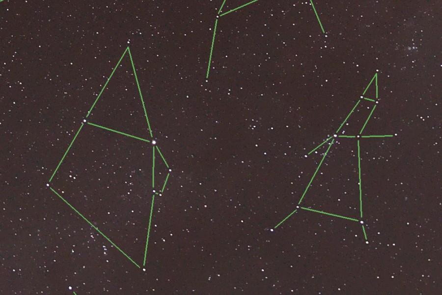 Sternbild Fuhrmann Details