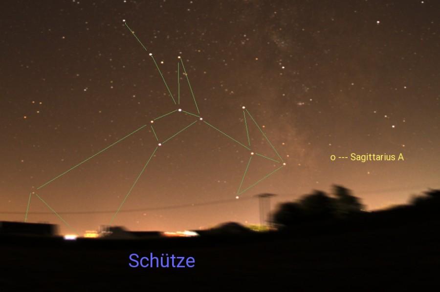 Sagittarius A