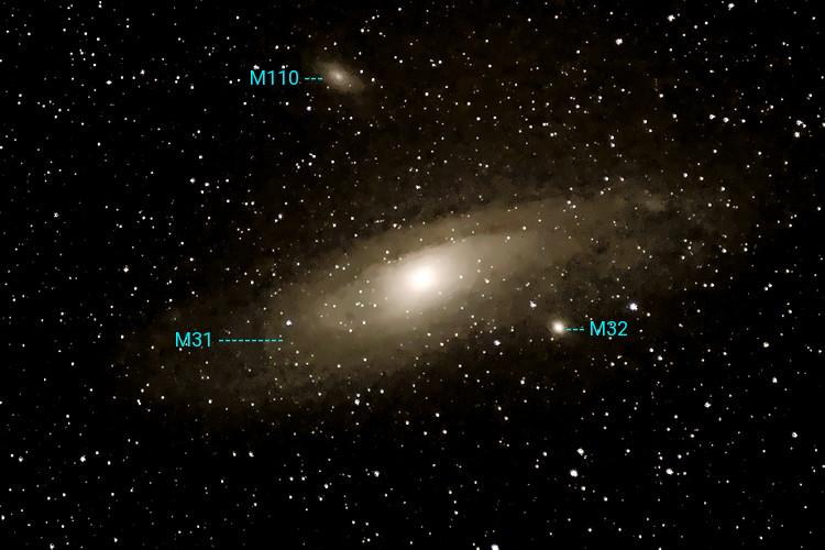 M31 M32 M110