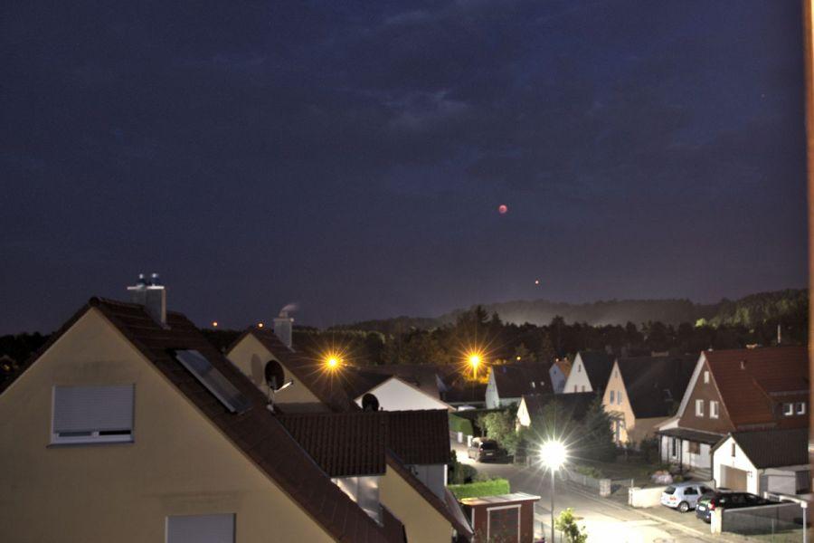 005 Mars und Mond